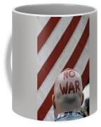 War Protest Coffee Mug