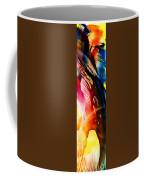 Encaustic 204 Coffee Mug