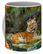 Enchaned Tigress Coffee Mug