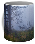 Enchanted Mist - Casper Mountain - Casper Wyoming Coffee Mug