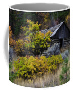 Enchanted Spaces Cabin In The Woods 2 Coffee Mug