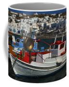 Enchanted Spaces Mykonos Greece 1 Coffee Mug