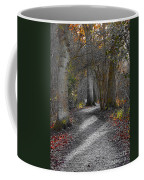 Enchanted Woods Coffee Mug by Linsey Williams
