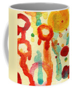 Encounters 7 Coffee Mug by Amy Vangsgard