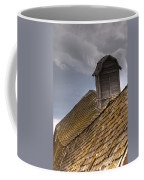 End Of An Era Roof Detail Coffee Mug