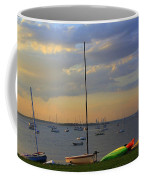 End Of Day At The Bay Coffee Mug