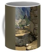 End Of Inca Trail Coffee Mug