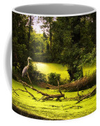 End Of Path Merged Image Coffee Mug