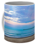 End Of The Blue Hour Coffee Mug by Steven Santamour