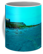 End Of The Day At Isle Of Palms Coffee Mug