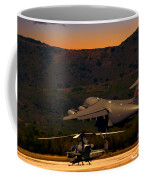 End Of The Day Departure Coffee Mug