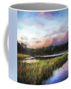 End Of The Day - Landscape Art Coffee Mug