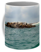 End Of The Jetty Coffee Mug
