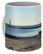 End Of The Pier Coffee Mug