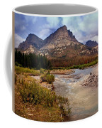 End Of The Road Mountain Coffee Mug