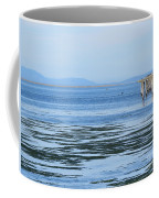 End Of The World In Blue Coffee Mug