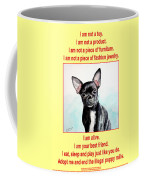 End The Puppy Mills Coffee Mug