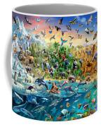 Endangered Species Coffee Mug by Adrian Chesterman