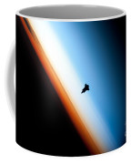 Endeavour Silhouette Sts 130 Coffee Mug