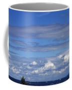 Endless Clouds Coffee Mug