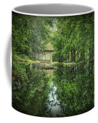 Endless Shades Of Green Coffee Mug