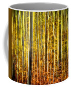 Energy Of The Forest Autumn Color Coffee Mug