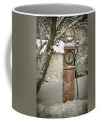 Energy Shortage Antiqued Coffee Mug
