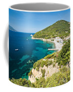 Enfola Beach - Elba Island Coffee Mug
