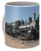 Engine 40 In The Colorado Railroad Museum Coffee Mug
