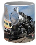 Engine 4455 In The Colorado Railroad Museum Coffee Mug