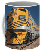 Engine 5771 In The Colorado Railroad Museum Coffee Mug
