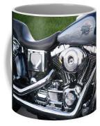 Engine Close-up 5 Coffee Mug