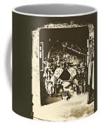 Engine Iron Coffee Mug