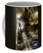 Engine Room Coffee Mug