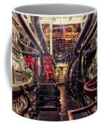 Engine Room Queen Mary 02 Coffee Mug