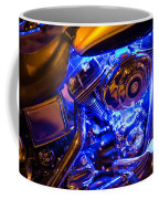 Engine Shimmer Coffee Mug