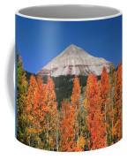 2d10688-engineer Mountain In Fall  Coffee Mug