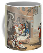 England, Illustration From Hogarth Coffee Mug