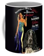 English Cocker Spaniel Art - Gilda Coffee Mug