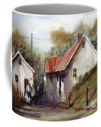 English Country Lane Coffee Mug