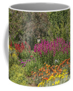 English Garden In Summertime Coffee Mug