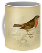 English Robin Coffee Mug by Philip Ralley