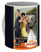 English Setter Art Canvas Print - Come September Movie Poster Coffee Mug