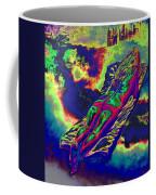 Engulfed In Burning Emotions Coffee Mug
