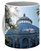 Enid A.haupt Conservatory Coffee Mug
