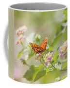 Enjoy The Little Things Coffee Mug by Kim Hojnacki