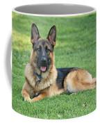 Enjoying A Summer Morning Coffee Mug