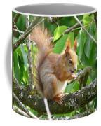 Enjoying Cherries Coffee Mug