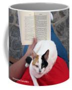Enjoying Reading Coffee Mug