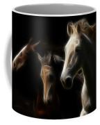 Enlightened Equestrian Coffee Mug